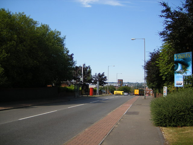 Cressex Industrial Estate
