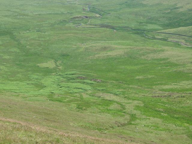 Coran of Portmark eastern slopes