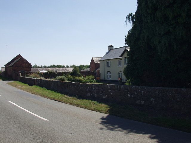 Mile House Farm, Oswestry