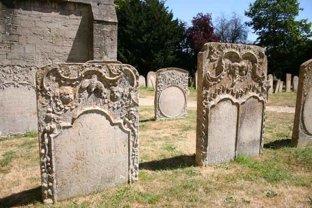 Barnack Churchyard