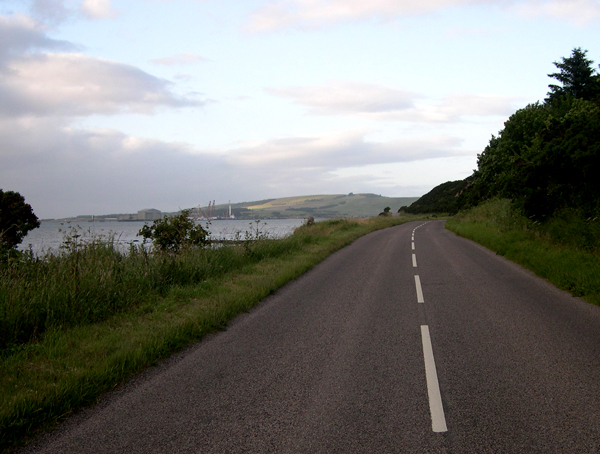 The Coast Road to Cromarty (B9163)