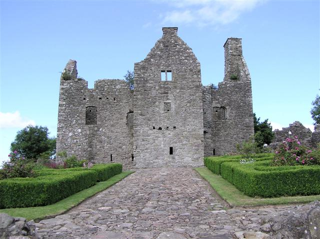 Tully Castle, County Fermanagh