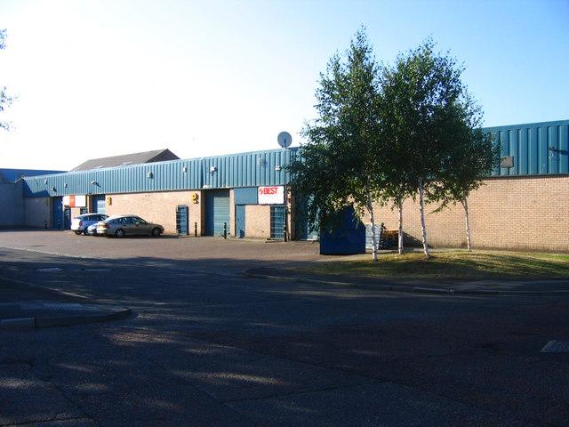 St Michael's Industrial Estate