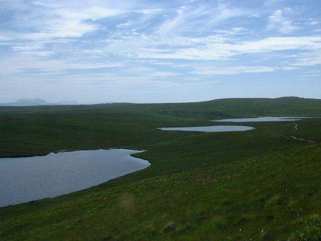 Loch Clais Nan Coinneal