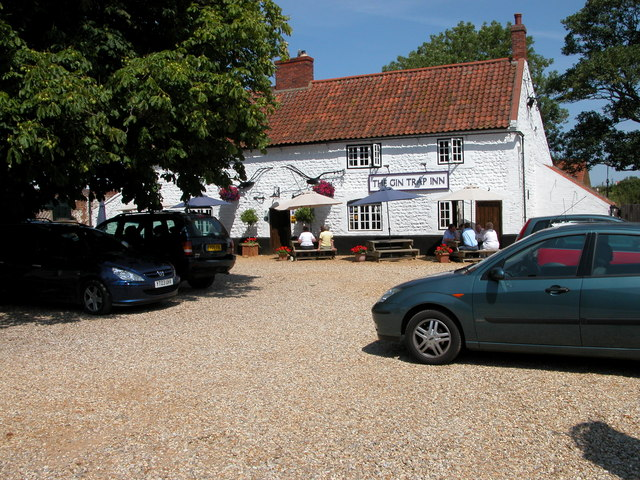 The Gin Trap Inn, Ringstead
