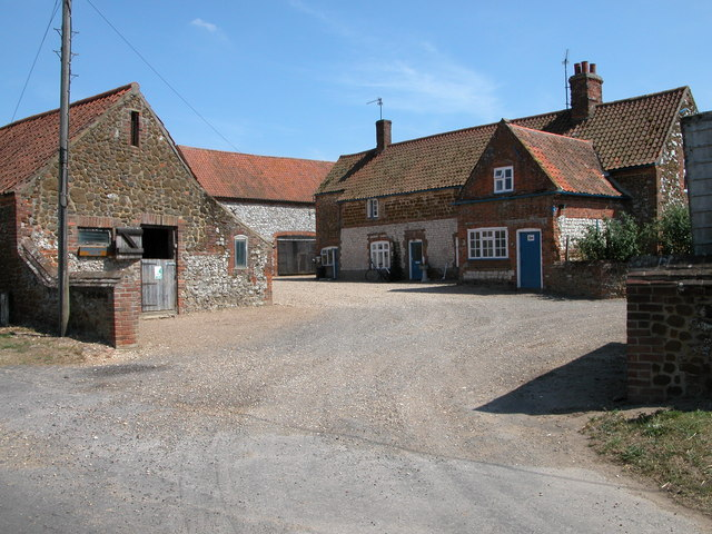 Burnham Road Farm, Ringstead