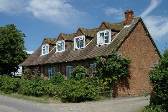Touchbridge Cottages near Brill