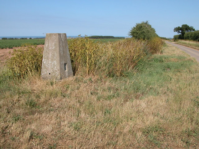 Trig point, Beacon Hill