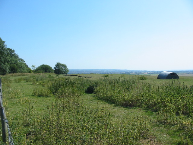 View over Riseborough Hill towards Aislaby