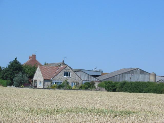 Rise Farm and associated buildings
