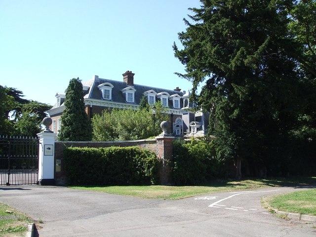 Houghton Hall, Houghton Regis