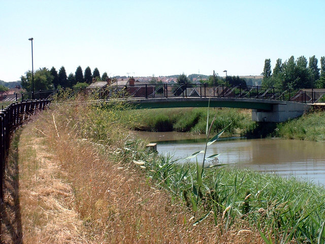 The Bridge over Barton Haven