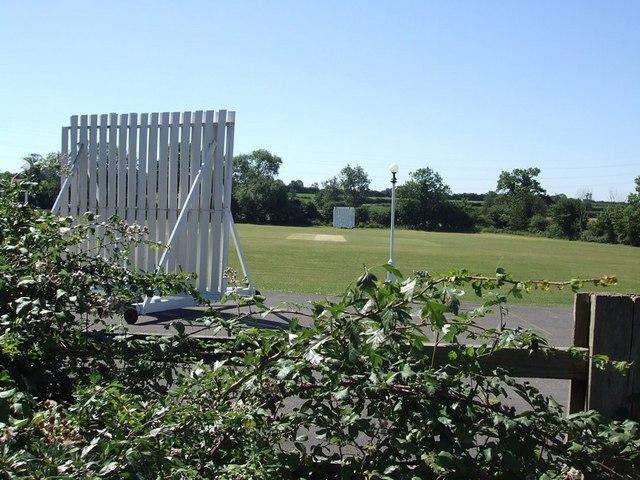 Cricket Ground, Eggington