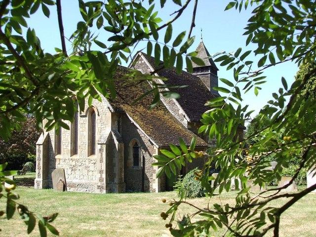 St. Michaels, Eggington
