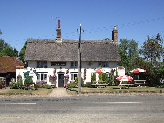 The Plough Inn, Wingfield