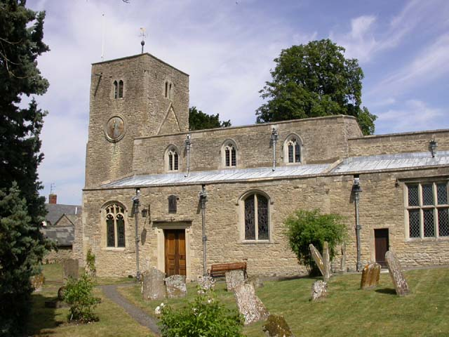 All Saints Church, Ravenstone