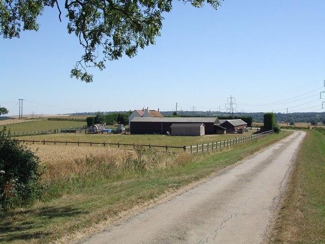 """New Barn"" near Chalgrave"
