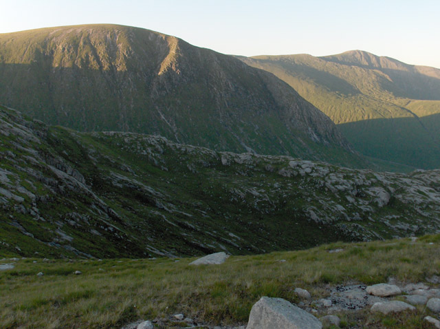 From Meall Dubh