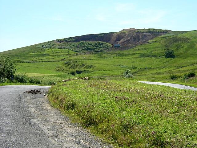 Quarry on Greena Hill
