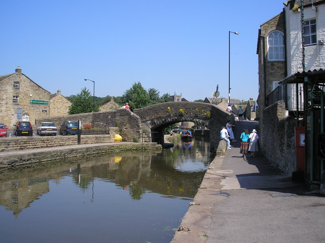 The Springs Branch, Leeds and Liverpool Canal, Skipton (1)