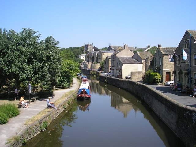 The Springs Branch, Leeds and Liverpool Canal, Skipton (2)