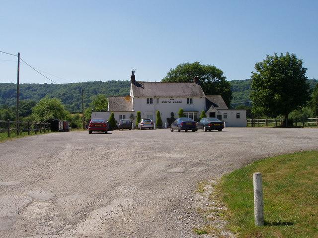 White Horse Pub near Graffham
