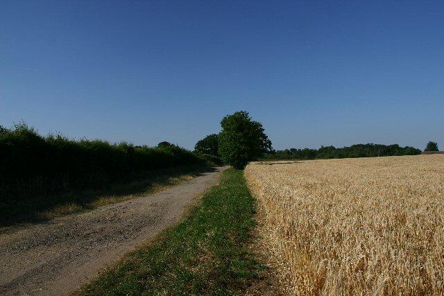 Byway to RAF Honington