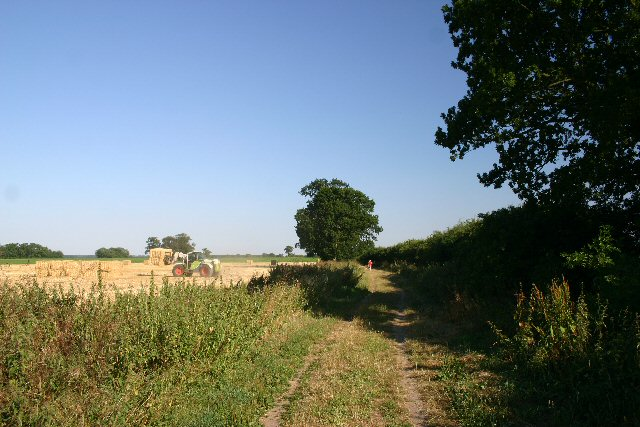 Byway to Ixworth Thorpe