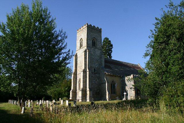 Troston Church