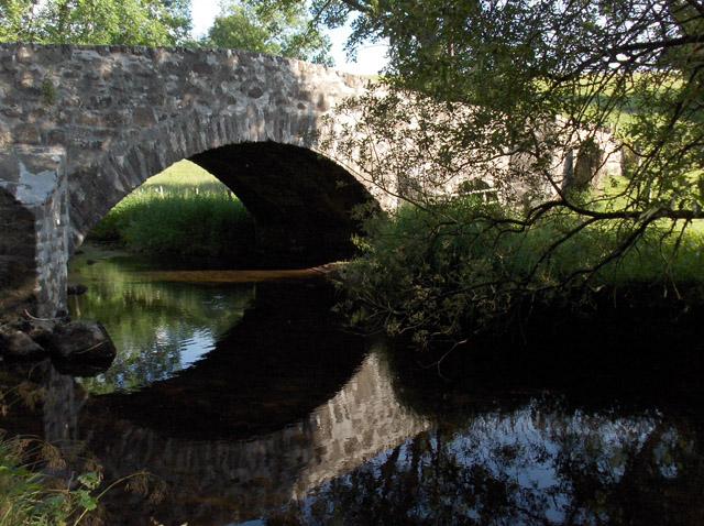 Bridge over Machany Water
