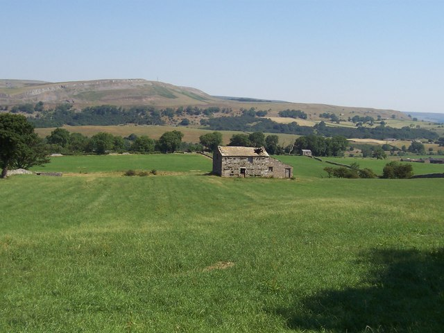 Stone Barn in Wensleydale