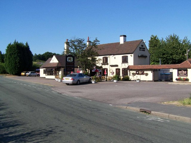 The Nags Head, Burntwood