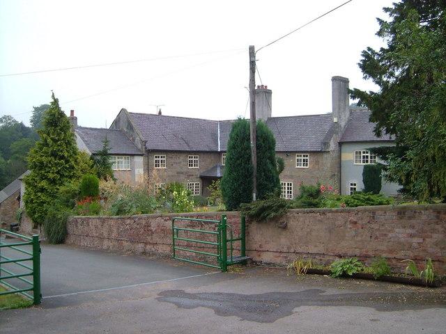Gwersyllt Hall Farm