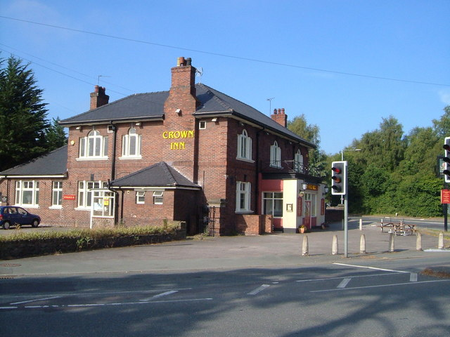 Crown Inn, Llay