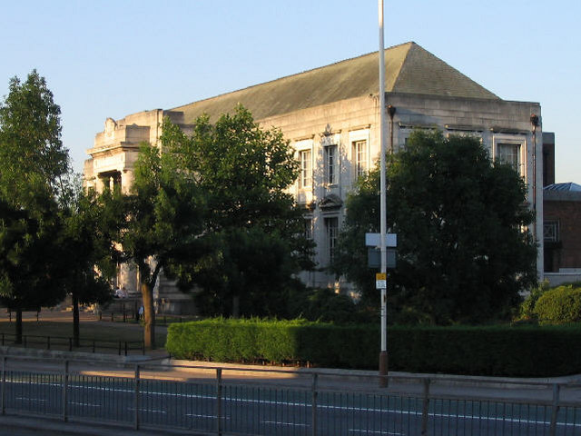 Birkenhead Central Library
