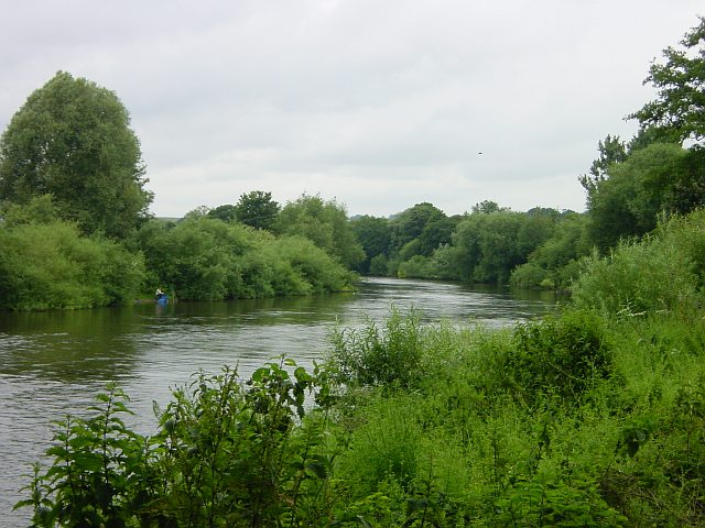 River Severn near Blackstone Rock