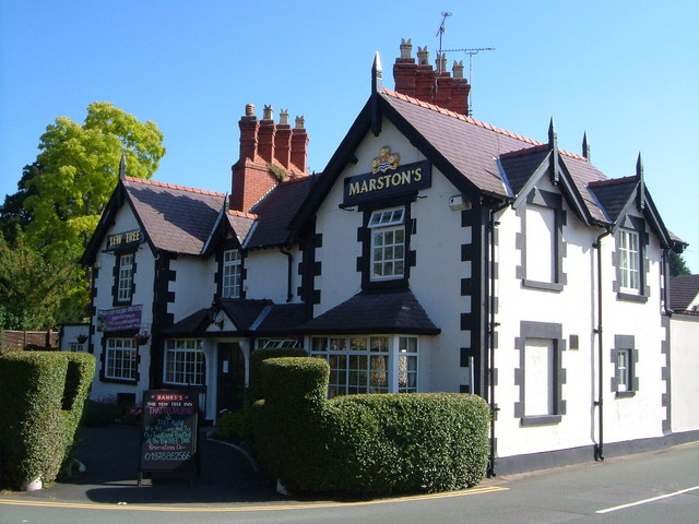 Yew Tree Inn, Gresford