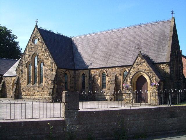 Gresford Methodist Church