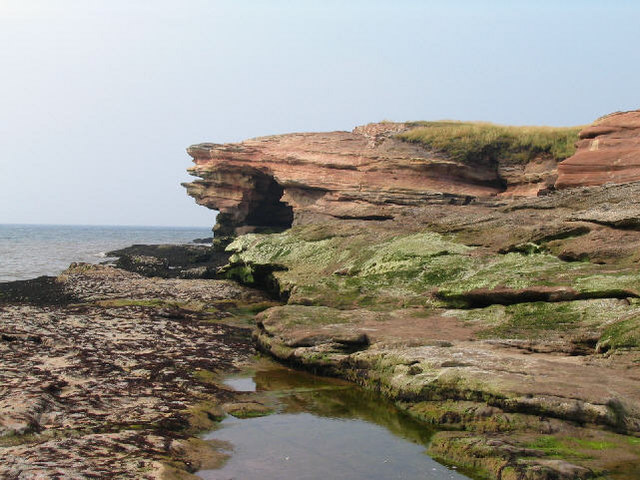 Lady Cave, Hilbre Island