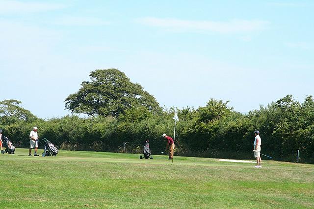 Okehampton Hamlets: golf course