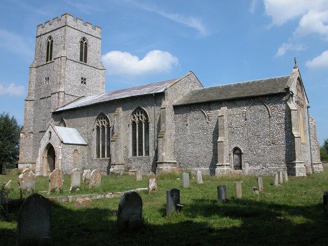 St Margaret's Church, Felbrigg