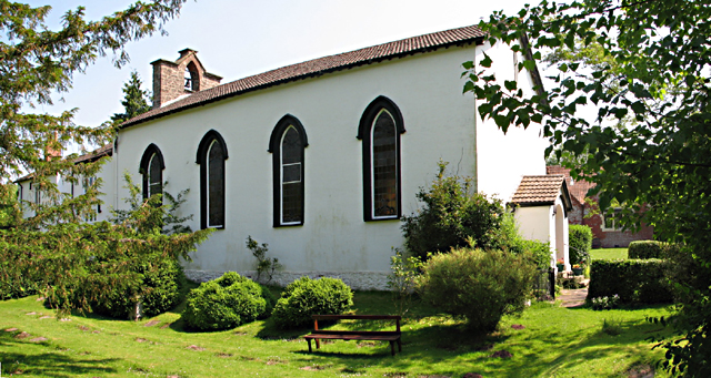 Brockweir Moravian Church