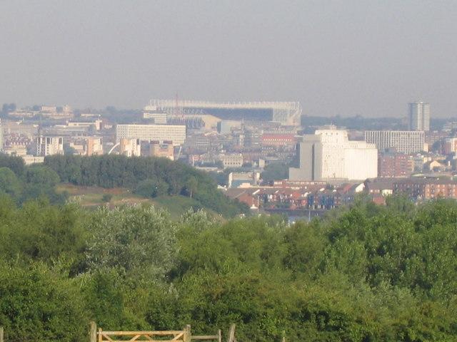 Tyneside Panorama