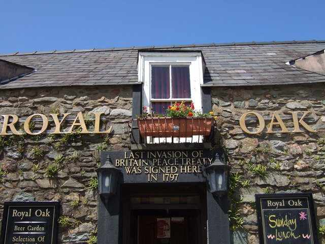 The Royal Oak, Fishguard Square