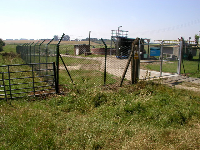 Withernwick Sewage Works