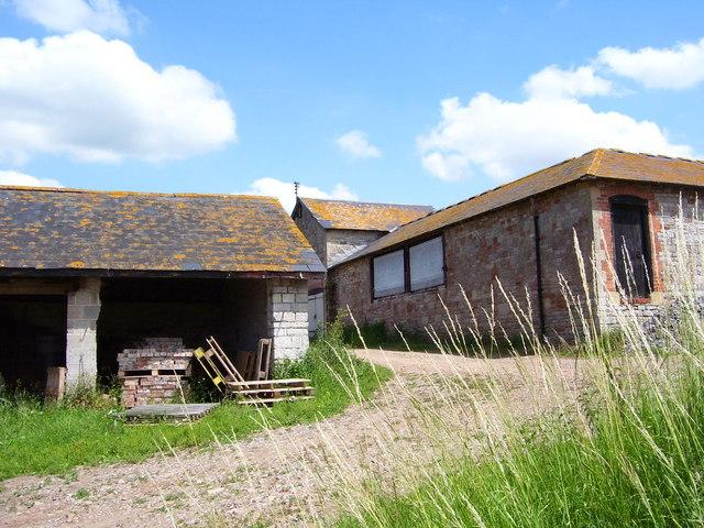 Woodford Farm buildings