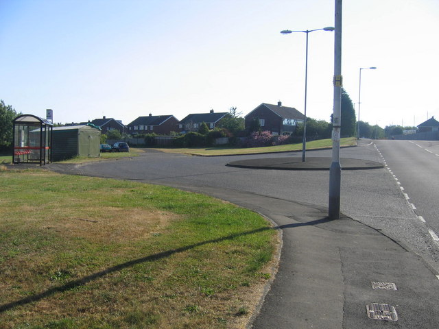 Brack Terrace Roundabout