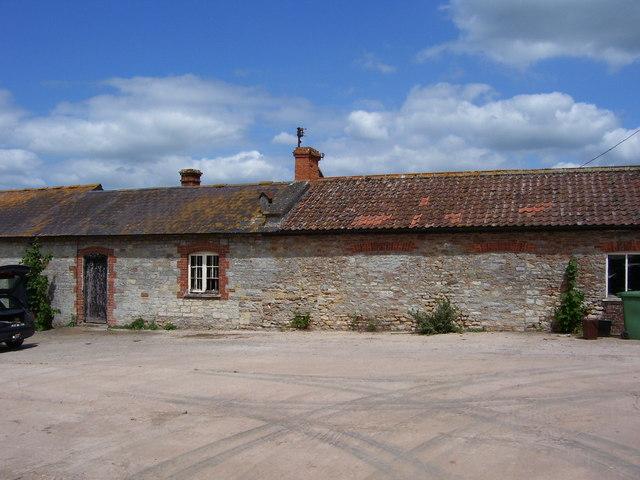 Woodford Farm building
