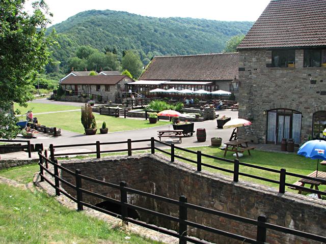 Tintern Abbey Mill