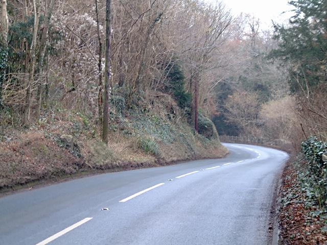 Milestone - 4 Miles to Chepstow on the A466